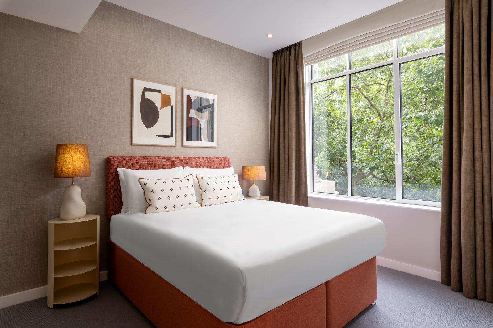 Great Queen Suite - Family 1 Bedroom