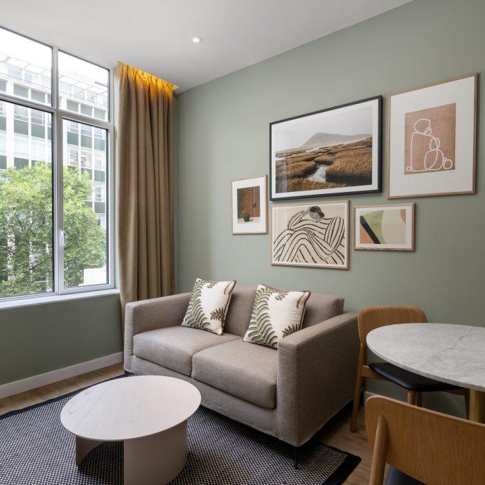 Macklin Suite - Family 1 Bedroom